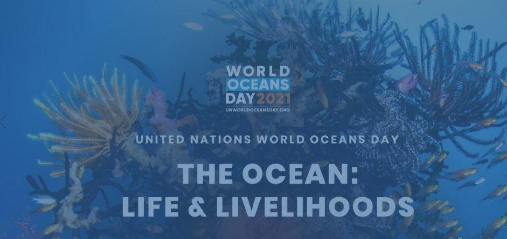 Celebra el Día Mundial de los Océanos con nosotros
